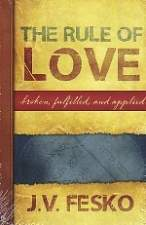 The Rule of Love (Hardcover)