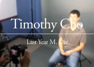 Timothy Cho