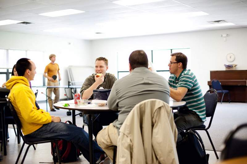 Your conversations and interactions with faculty and fellow students will undoubtedly sharpen your convictions and clarify your communication skills, which is why WSC is committed to cultivating an environment that is both academically and relationally nurturing.