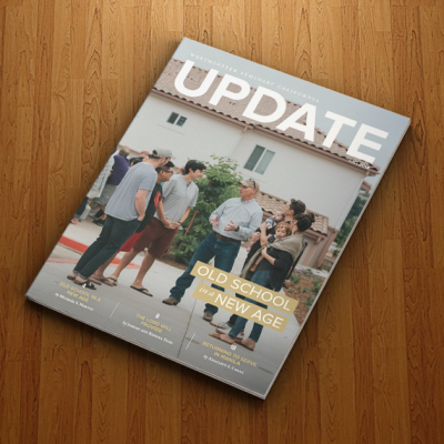 UPDATE Magazine Fall 2018 is Available Online