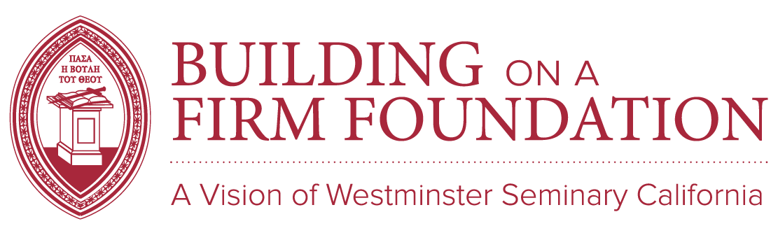 Building on a Firm Foundation logo